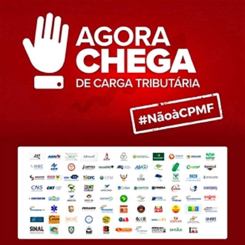 Agora Chega: movimento defende o amplo combate à corrupção.