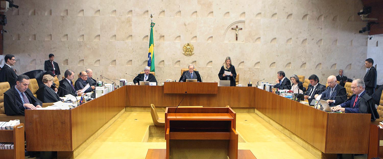 Ministros suspendem decisão de instância anterior antes de ela ser remetida ao STJ