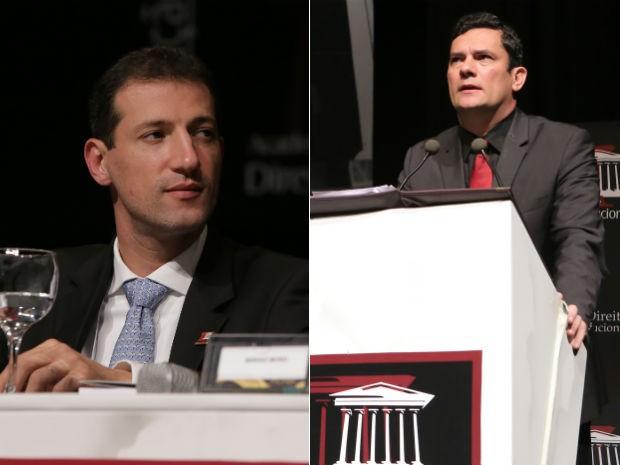 Sérgio Moro e professor da FGV-RJ divergem sobre delação premiada