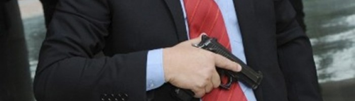 Aprovado projeto de lei que autoriza porte de arma para advogado.