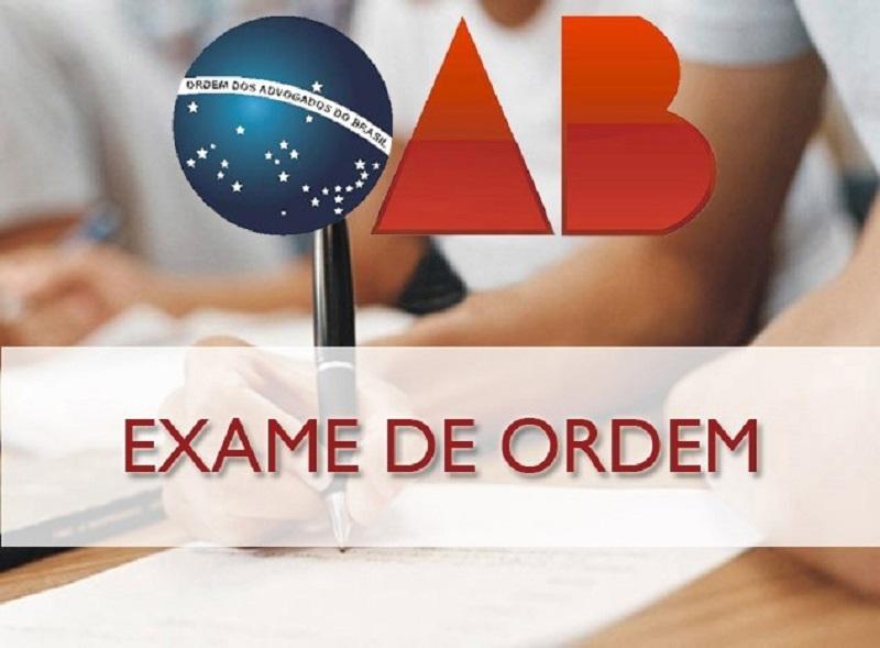 OAB divulga calendário dos próximos exames de Ordem