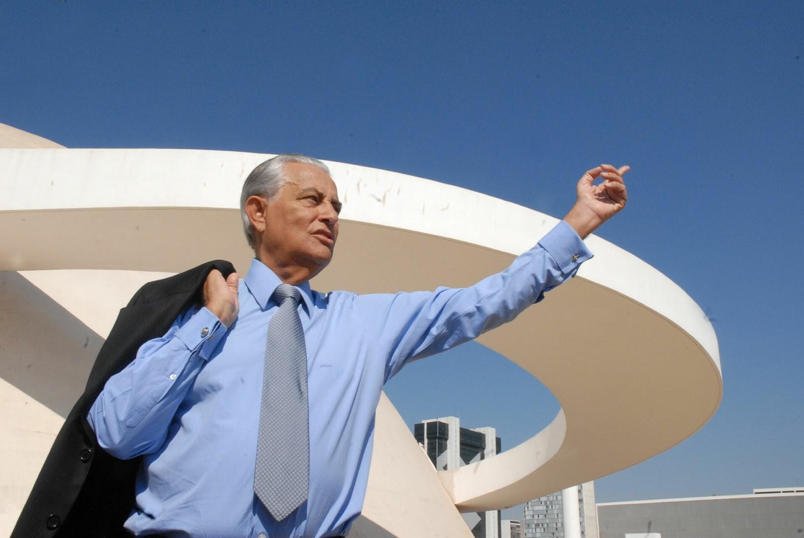 COM O NOVO CPC, ex-governador Joaquim Roriz ganha nova chance em julgamento