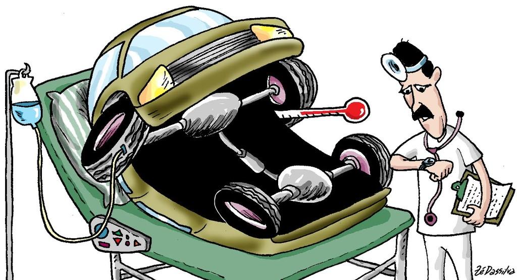 Cliente será indenizada por falha em veículo