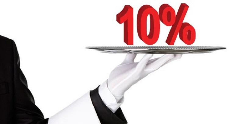 Maiara e Maraisa, não se preocupem; o pagamento dos 10% (gorjeta) não é obrigatório